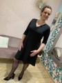 robe noire grandes tailles